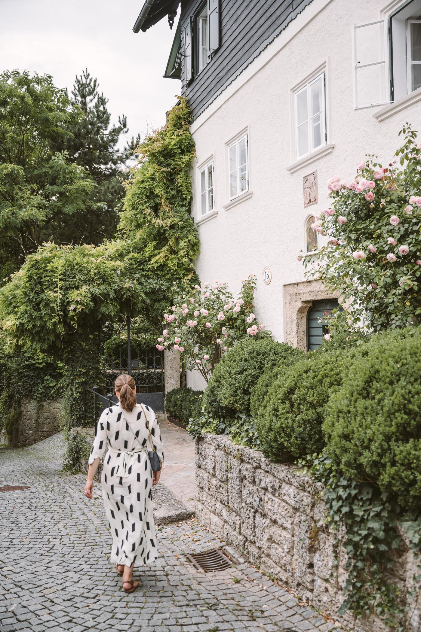 Salzburg city trip