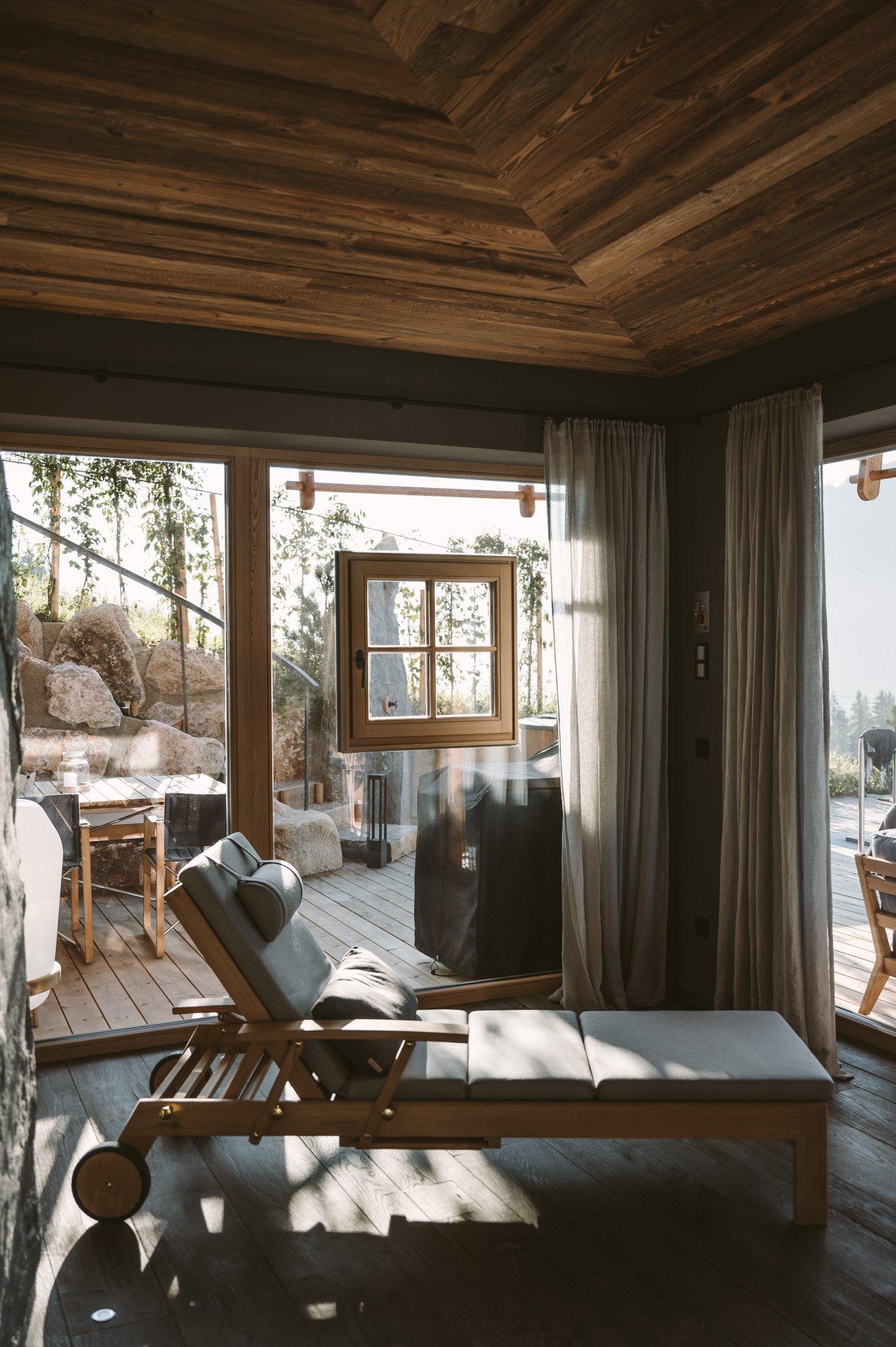 Senhoog luxury holiday homes & chalets in Leogang Salzburg Austria