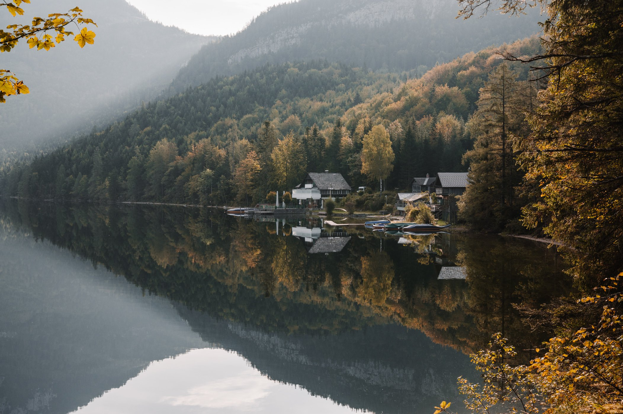 Austria Autumn Bucket List