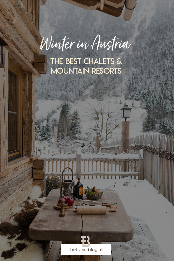 Inspiration for Winter Holidays in Austria - with the best of Chalets and Mountain Resorts