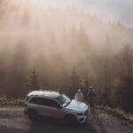 Female Travel Bloggers road trip through Austria with ladyvenom & Marika Unterladstätter from Mountain Hideaways and the new Mercedes GLB 250