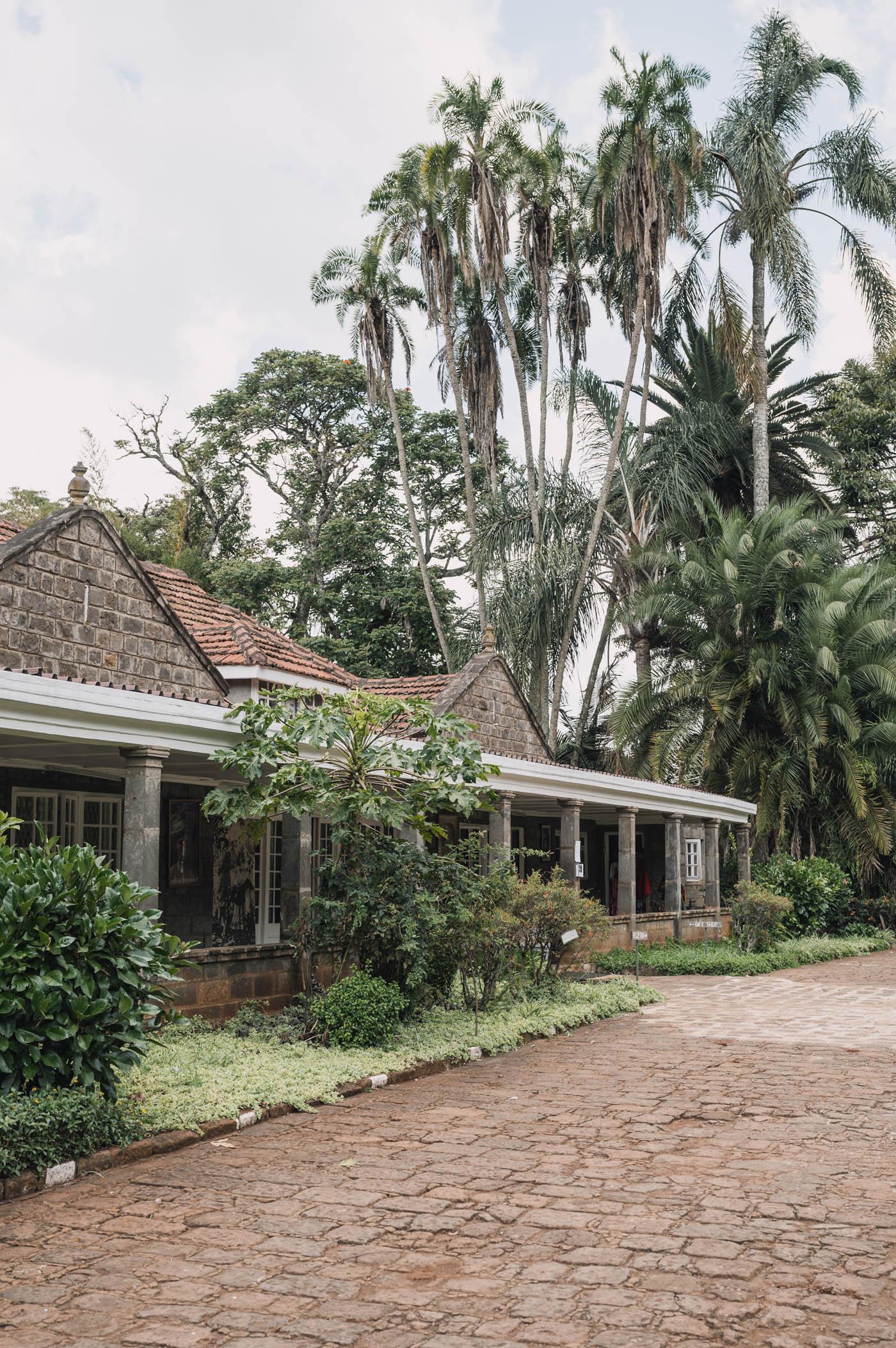 Karen Blixen Museum Nairobi Kenya