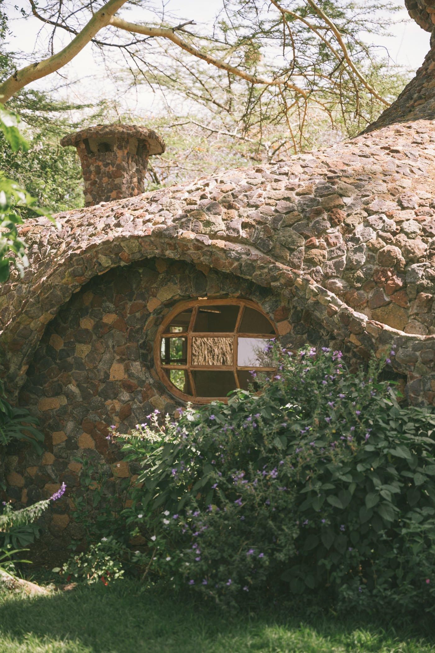 Lewa House at Lewa Conservancy Kenya