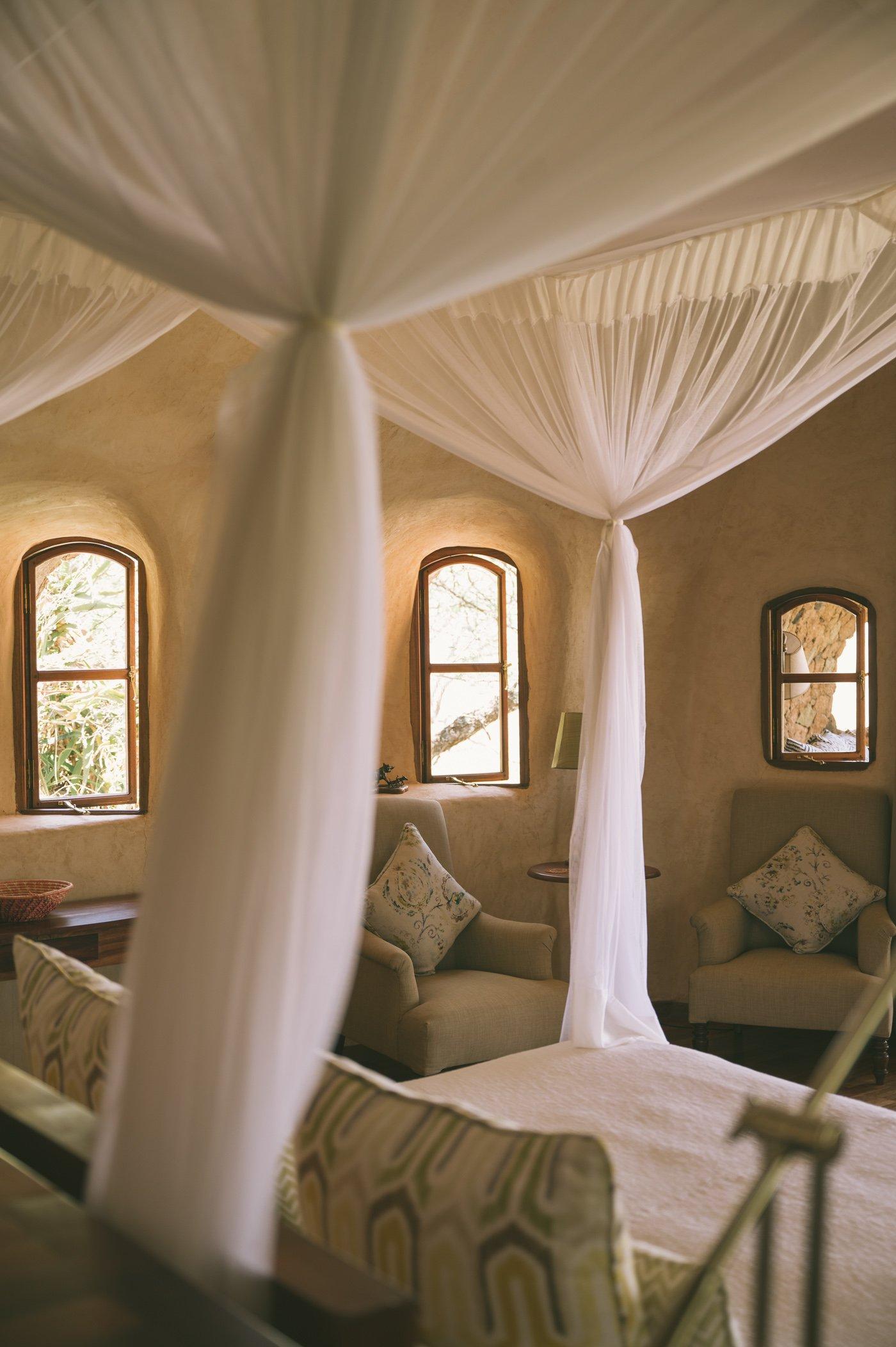 Lewa House at Lewa Wildlife Conservancy Kenya