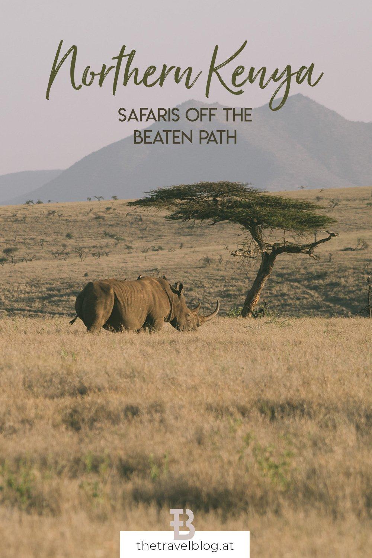 Northern Kenya safari at Lewa Wildlife Conservancy in Kenya