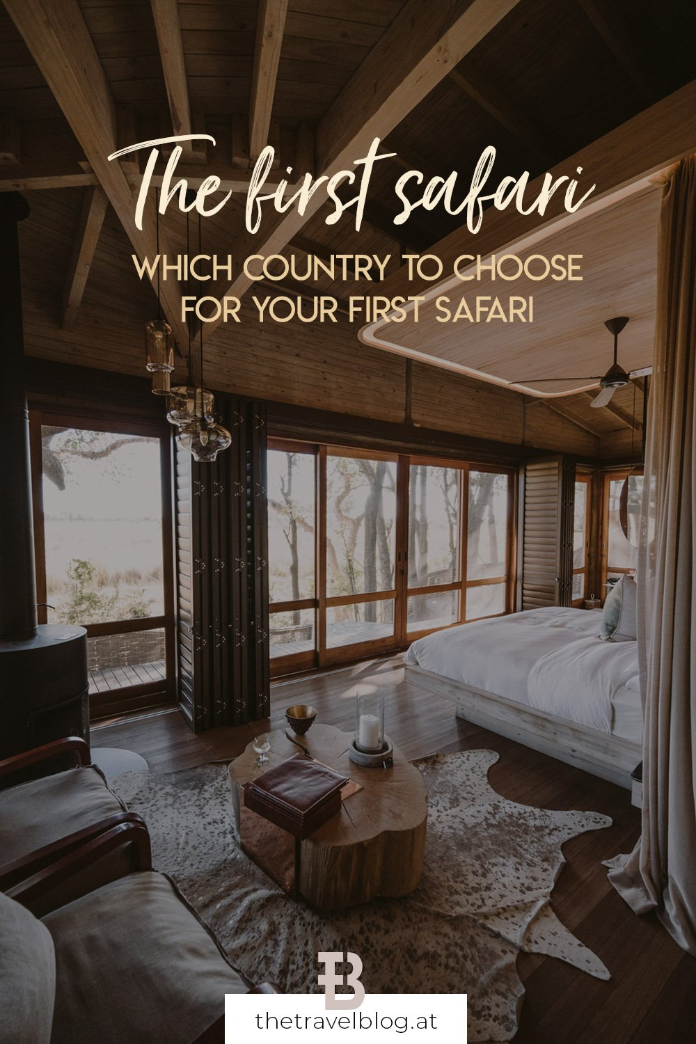 Which country to choose for your first safari - a beginner's guide to safari travelling