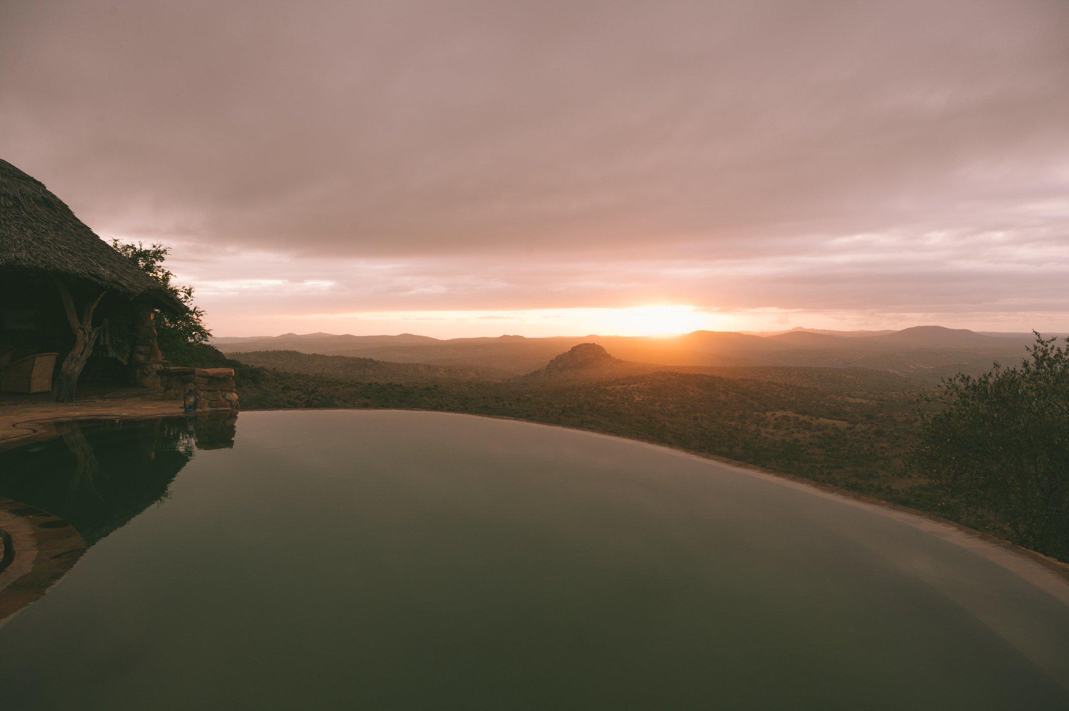 Ol Malo Lodge Samburuland Laikipia Plateau Kenya