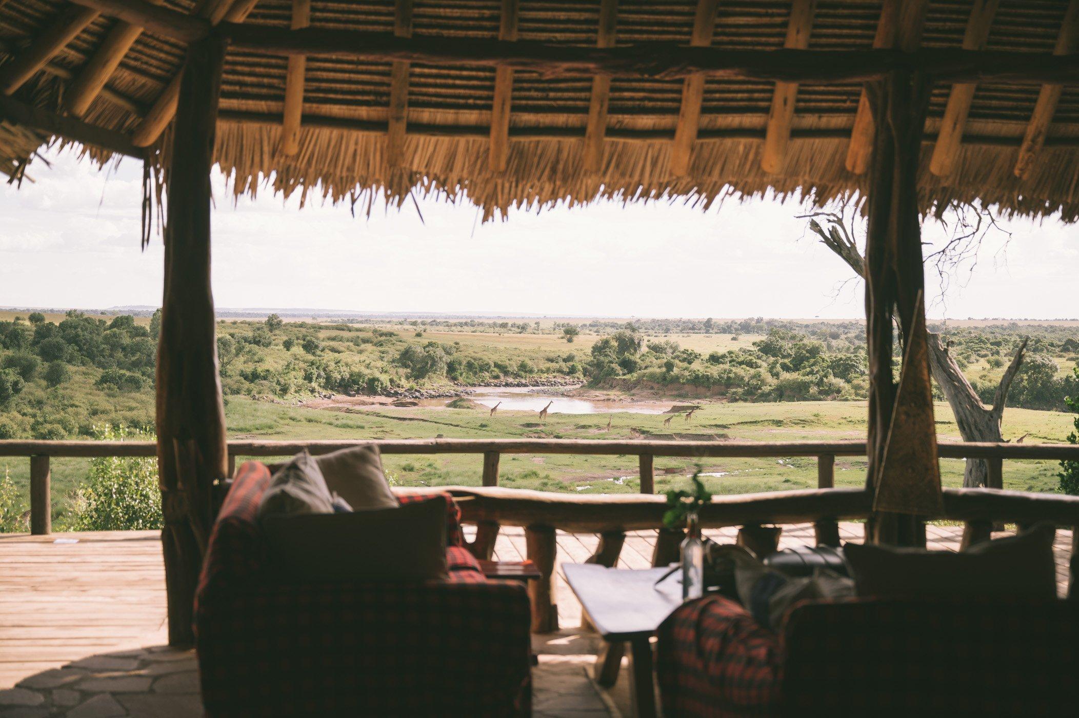 Tangulia Mara Camp in the Maasai Mara Kenya