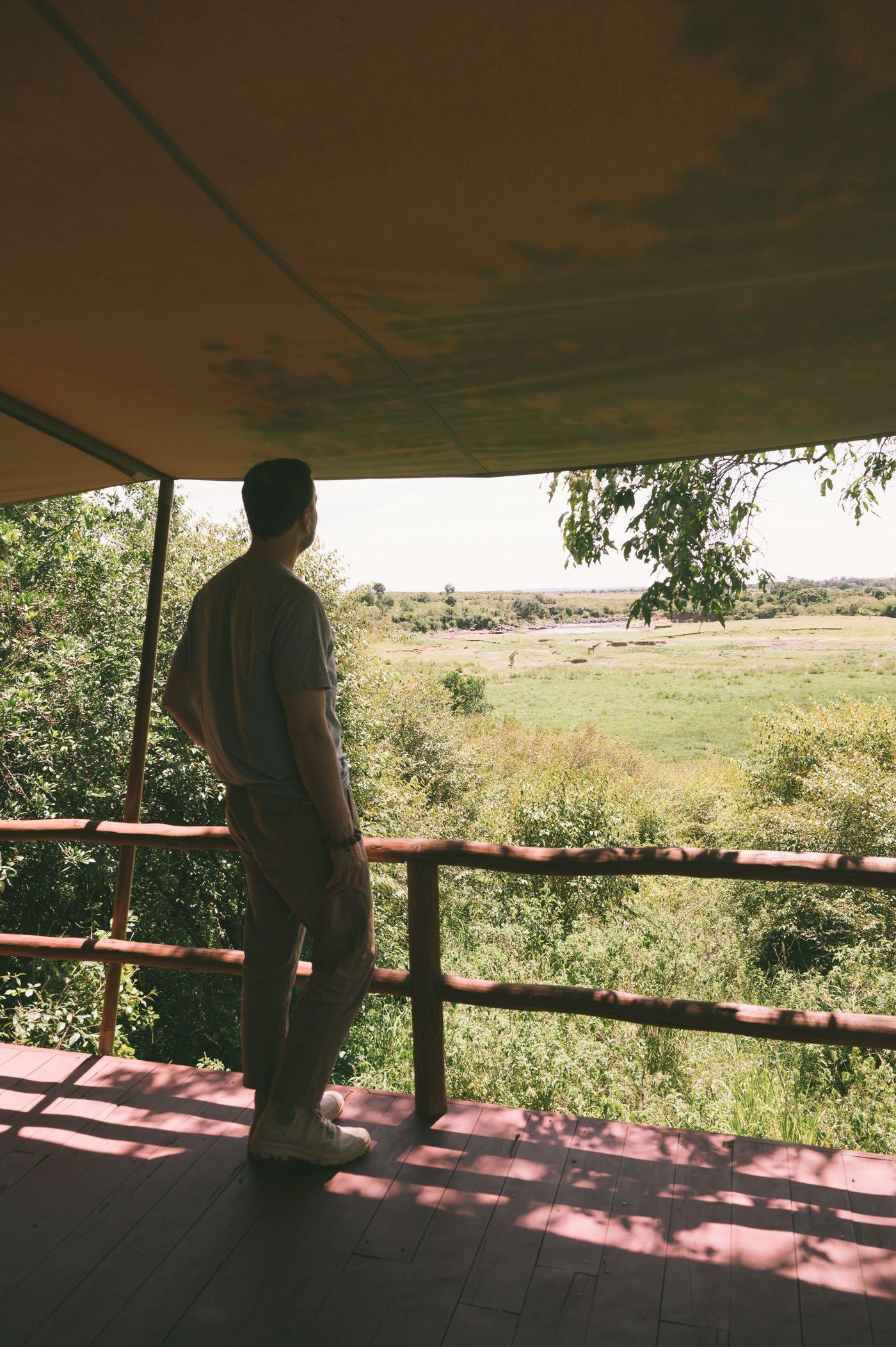 Tangulia Mara Camp in the Maasai Mara in Kenya