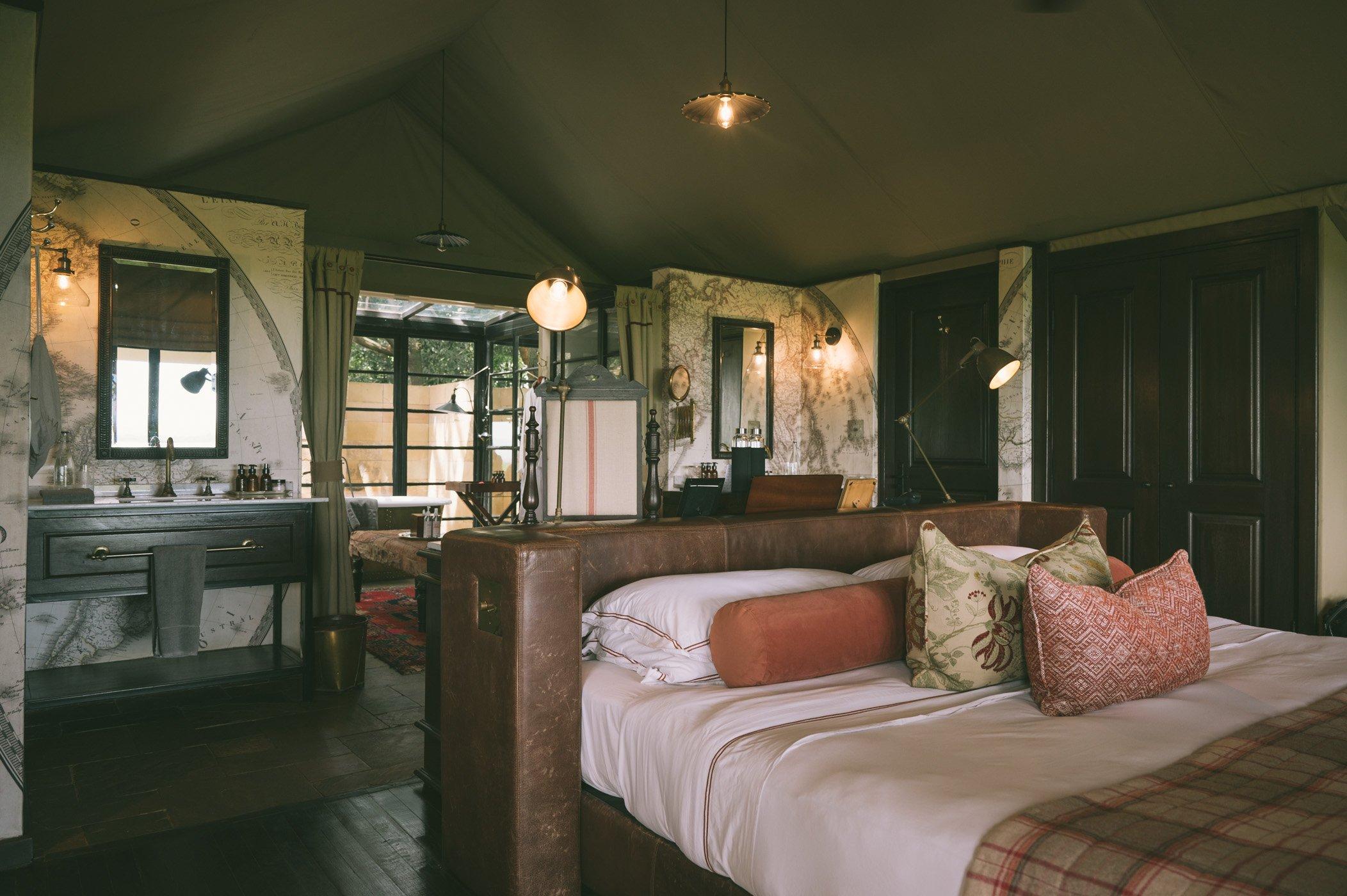 andBeyond Bateleur Camp Maasai Mara Kenya
