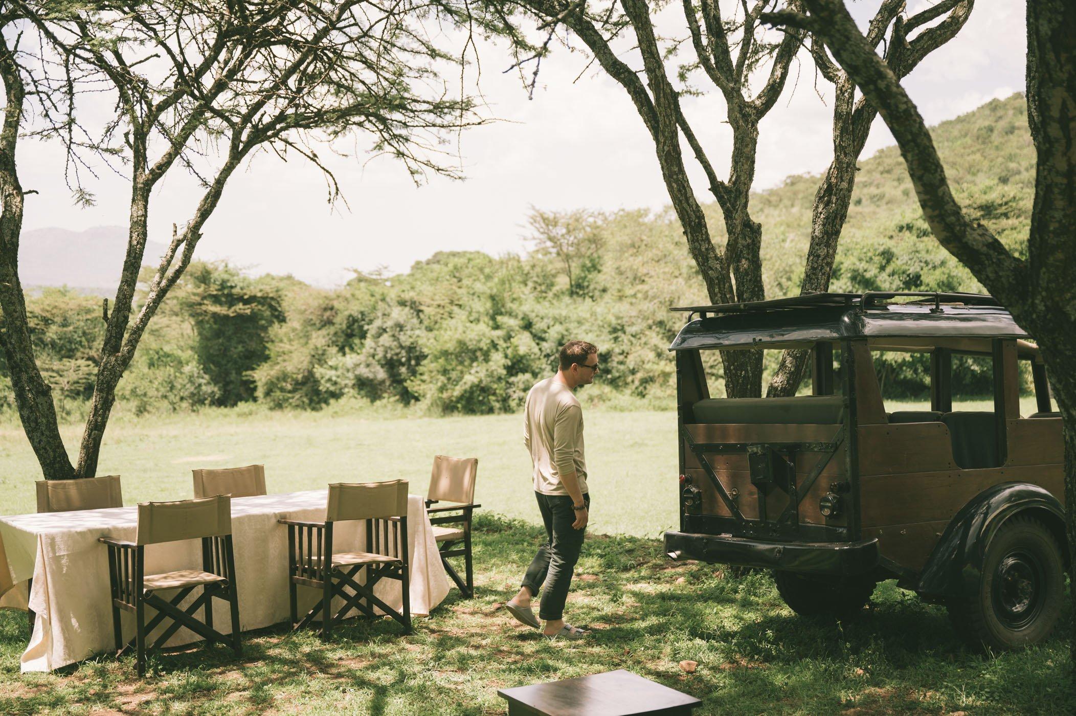 Cottar's 1920s Safari Camp - Cottar's Safaris Kenya