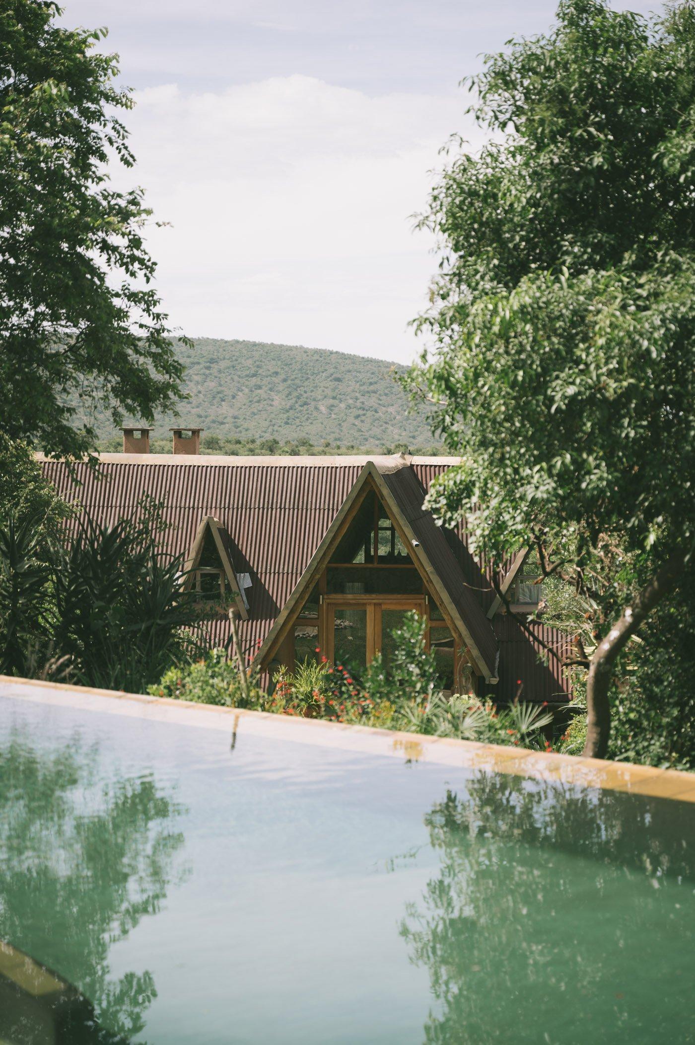 Cottar's Bush Villa in Kenya