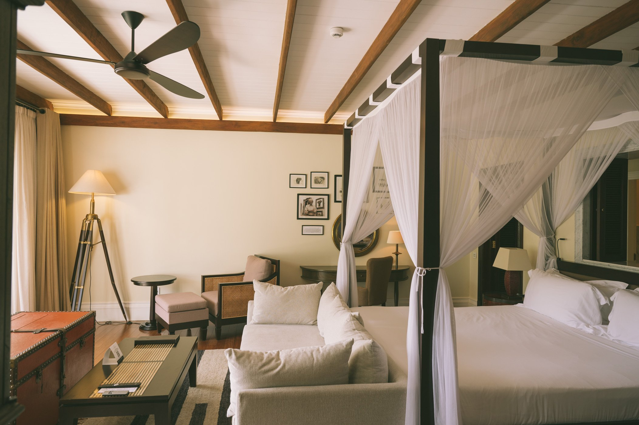 Hemingway's Nairobi Hotel in Kenya