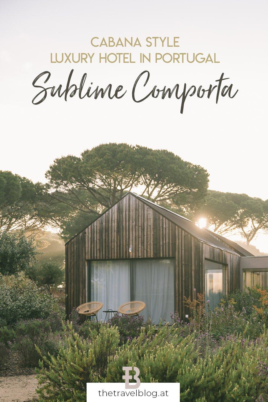 Sublime Comporta: Beachside luxury retreat in Comporta in Portugal's Alentejo Region