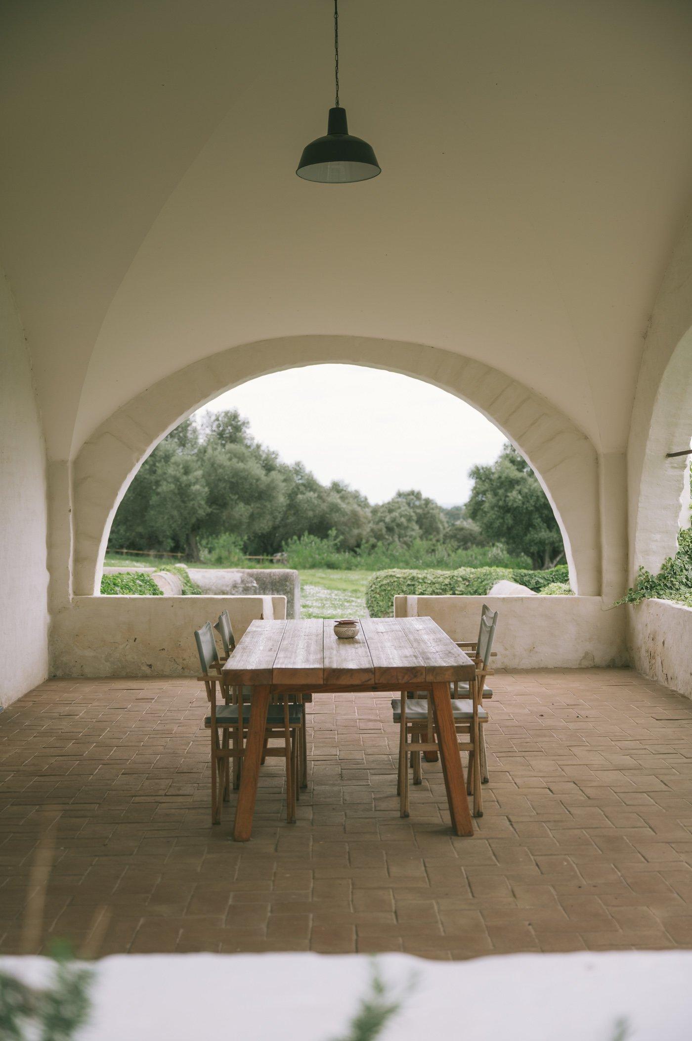 São Lourenço do Barrocal farmstay retreat in the Alentejo region of Portugal