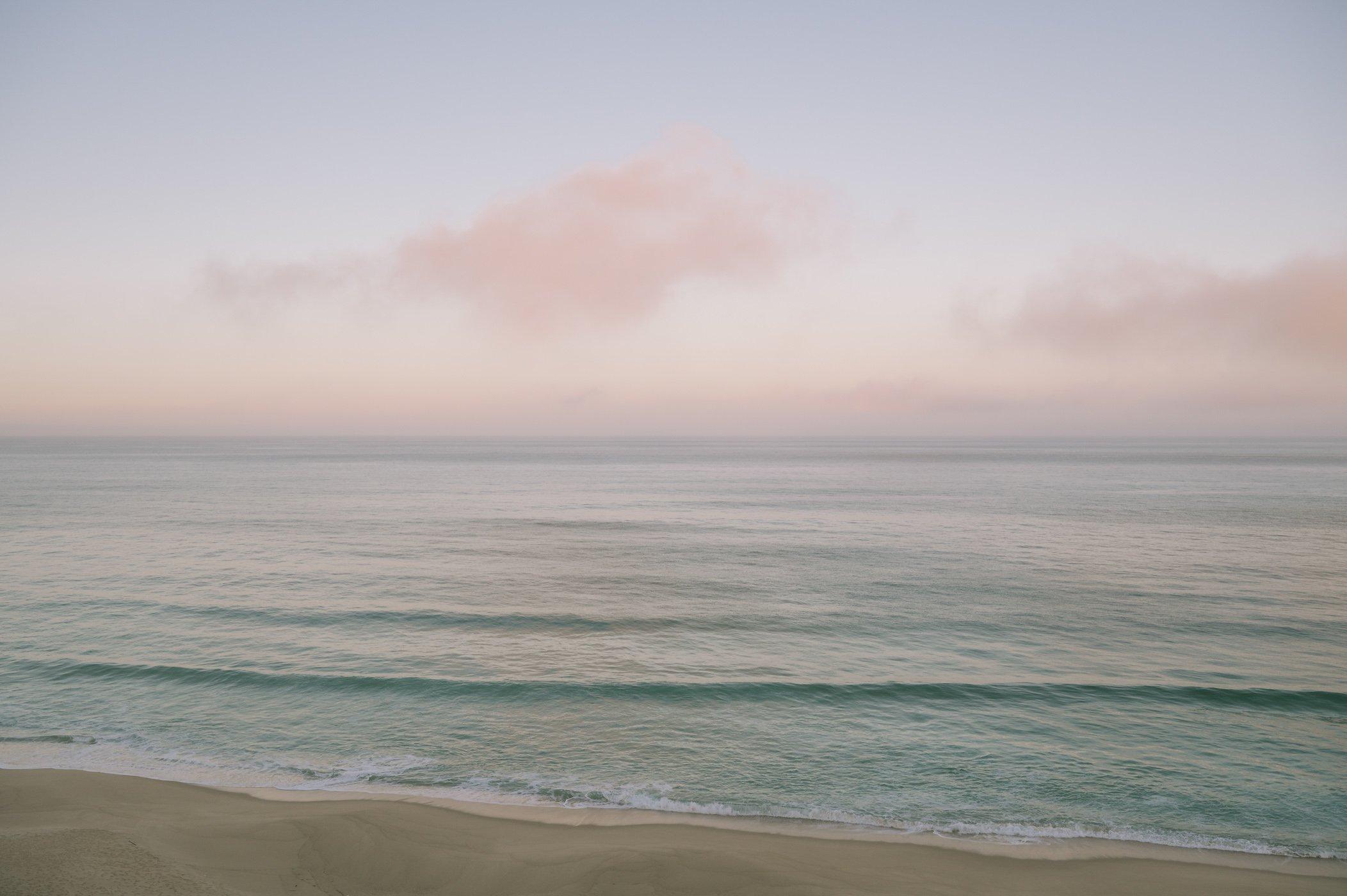 Sunrise at Praia da Galé - Fontainhas