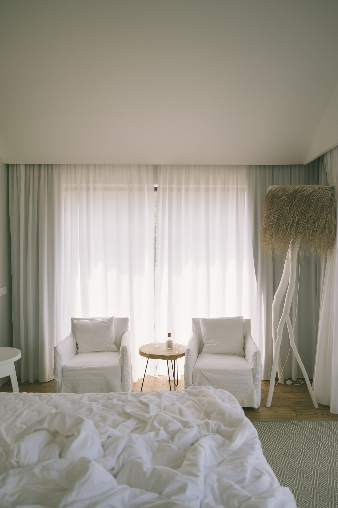 Our room at villa #35 at Sublime Comporta