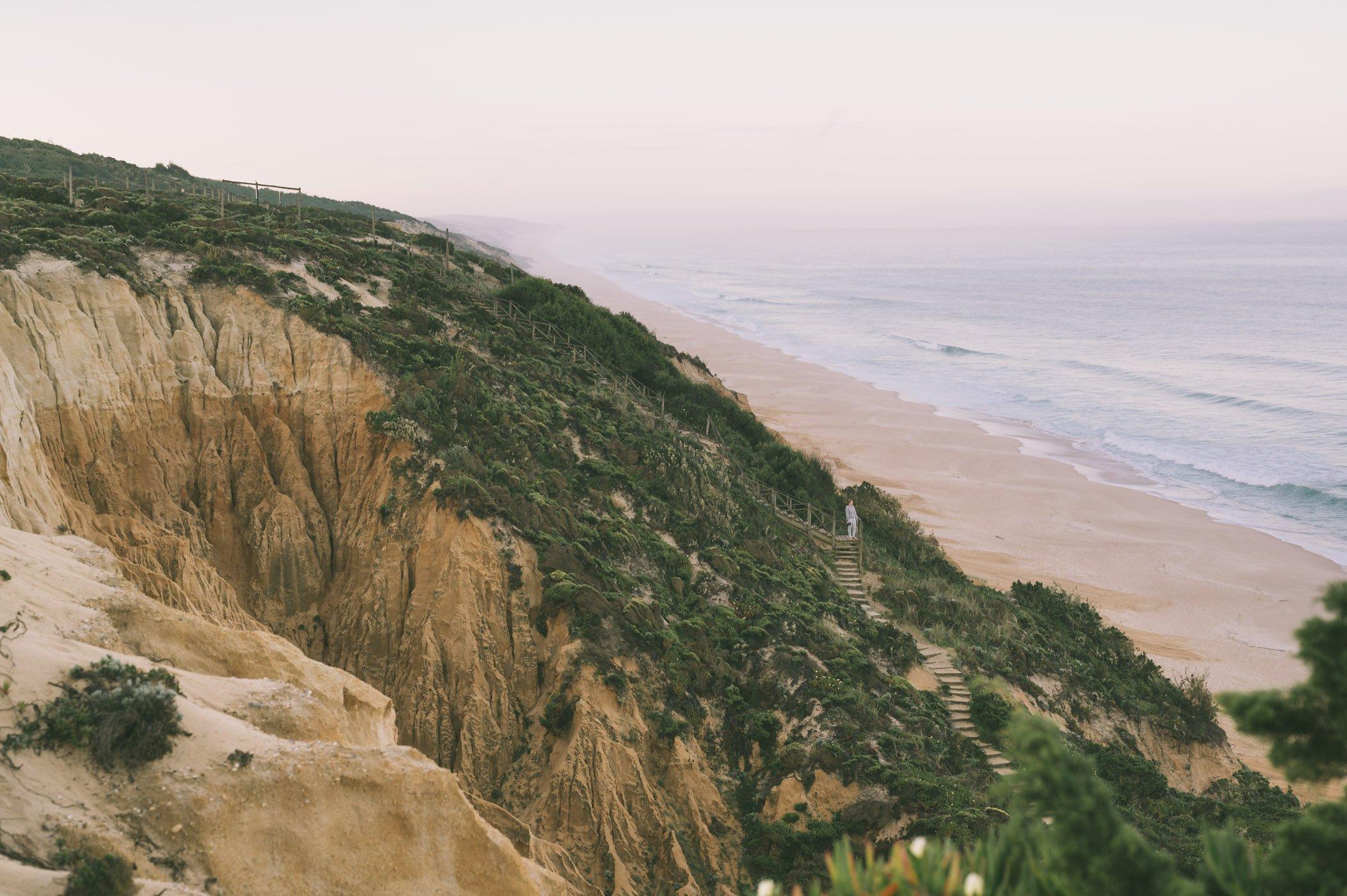 * Praia da Galé - Fontainhas - is located South of Comporta along the Atlantic coast of Portugal's Alentejo region.