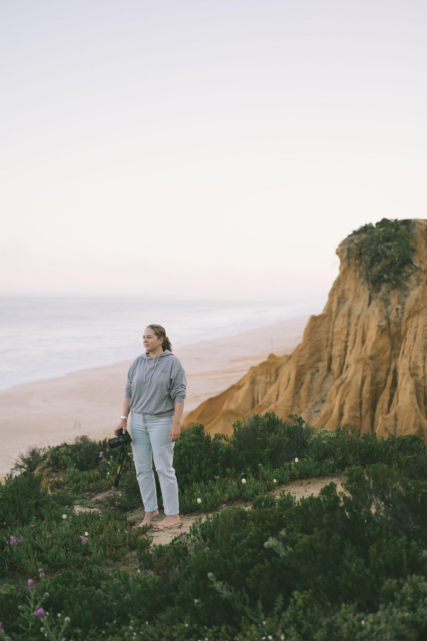 Praia da Galé - Fontainhas - is located South of Comporta along the Atlantic coast of Portugal's Alentejo region.