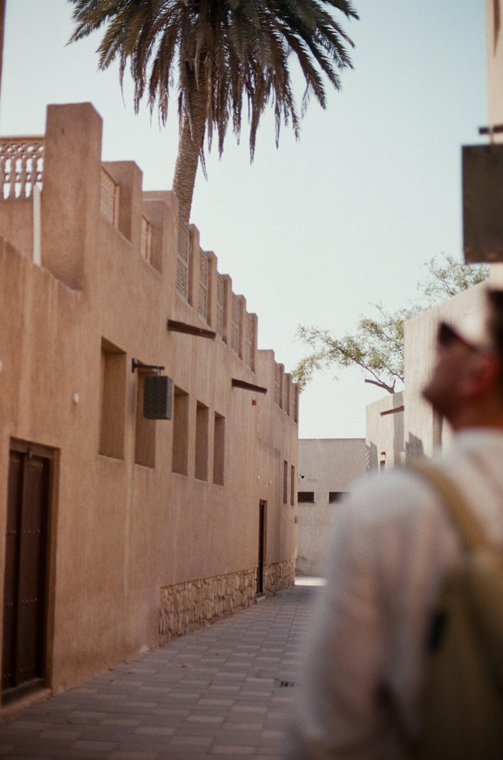 Al Shindagha neighbourhood and museum in Dubai
