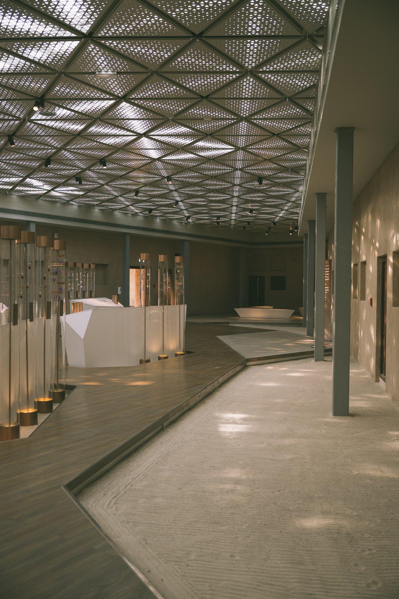Perfume house at Al Shindagha Museum in Dubai