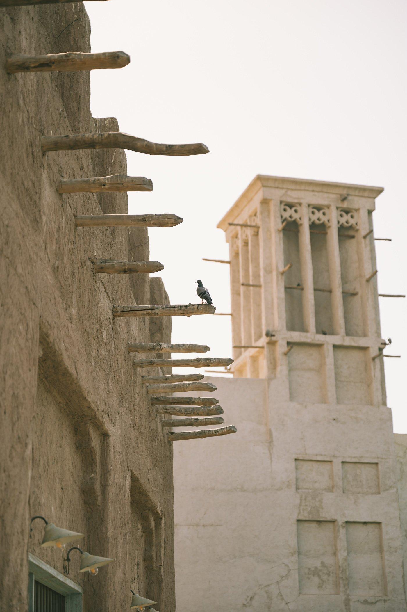 Al Seef neighbourhood in Dubai