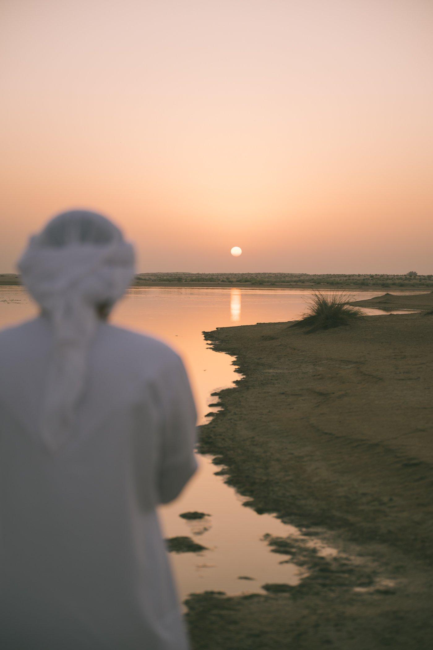 Offroad desert tour in Dubai