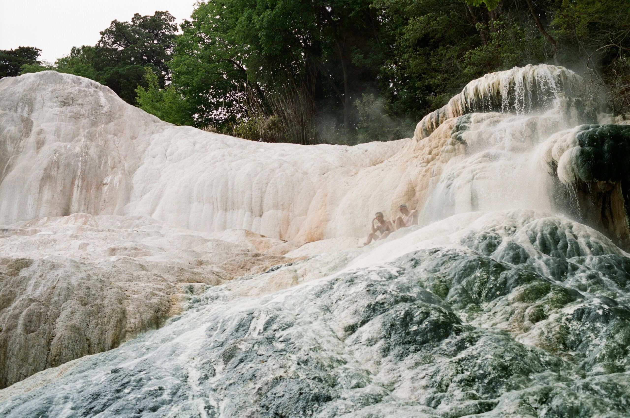 Bagni di San Filippo Tuscany
