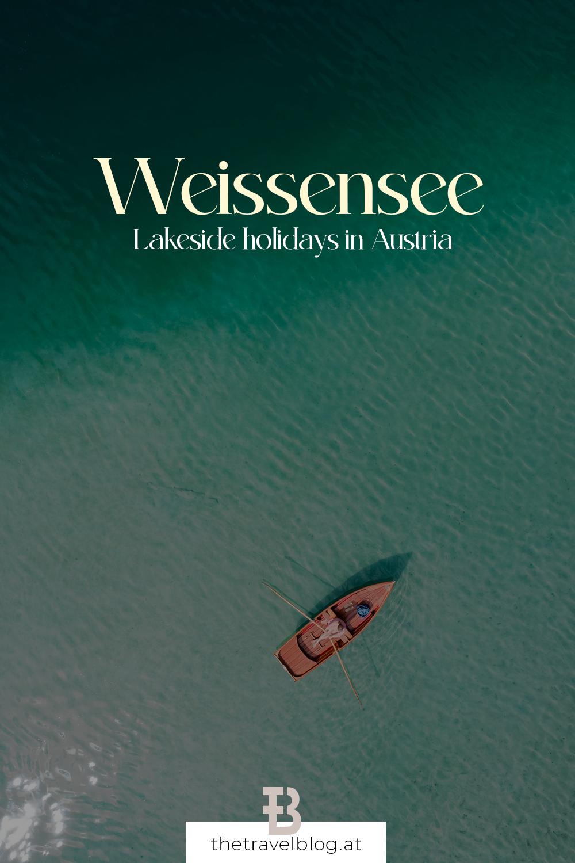 Lake Weissensee - Austria's Caribbean in Carinthia