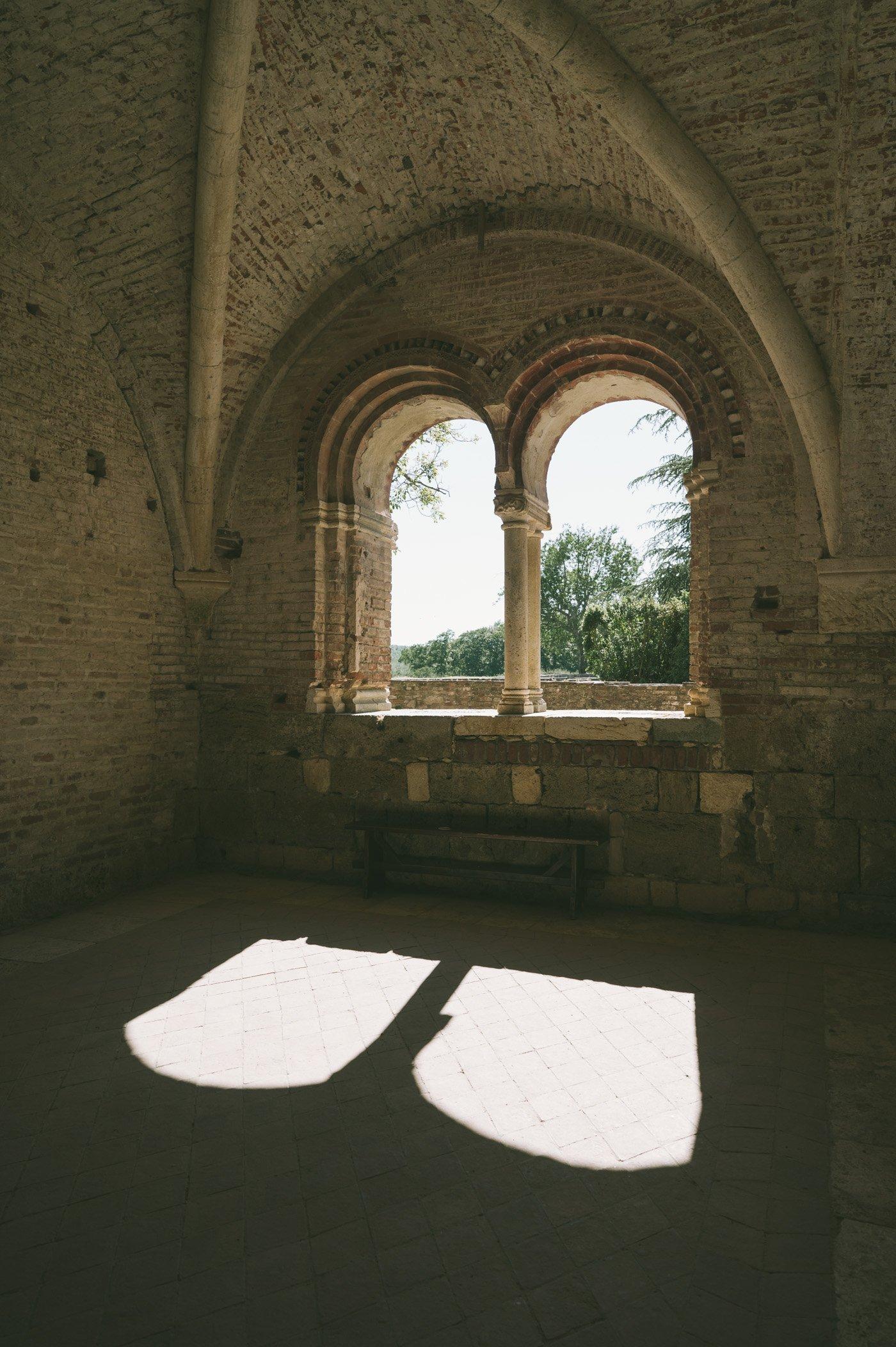Abbey of San Galgano Tuscany