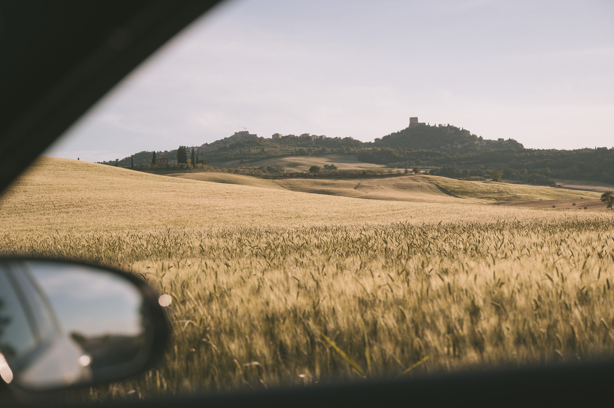Tuscany road trip with Mercedes-Benz Austria