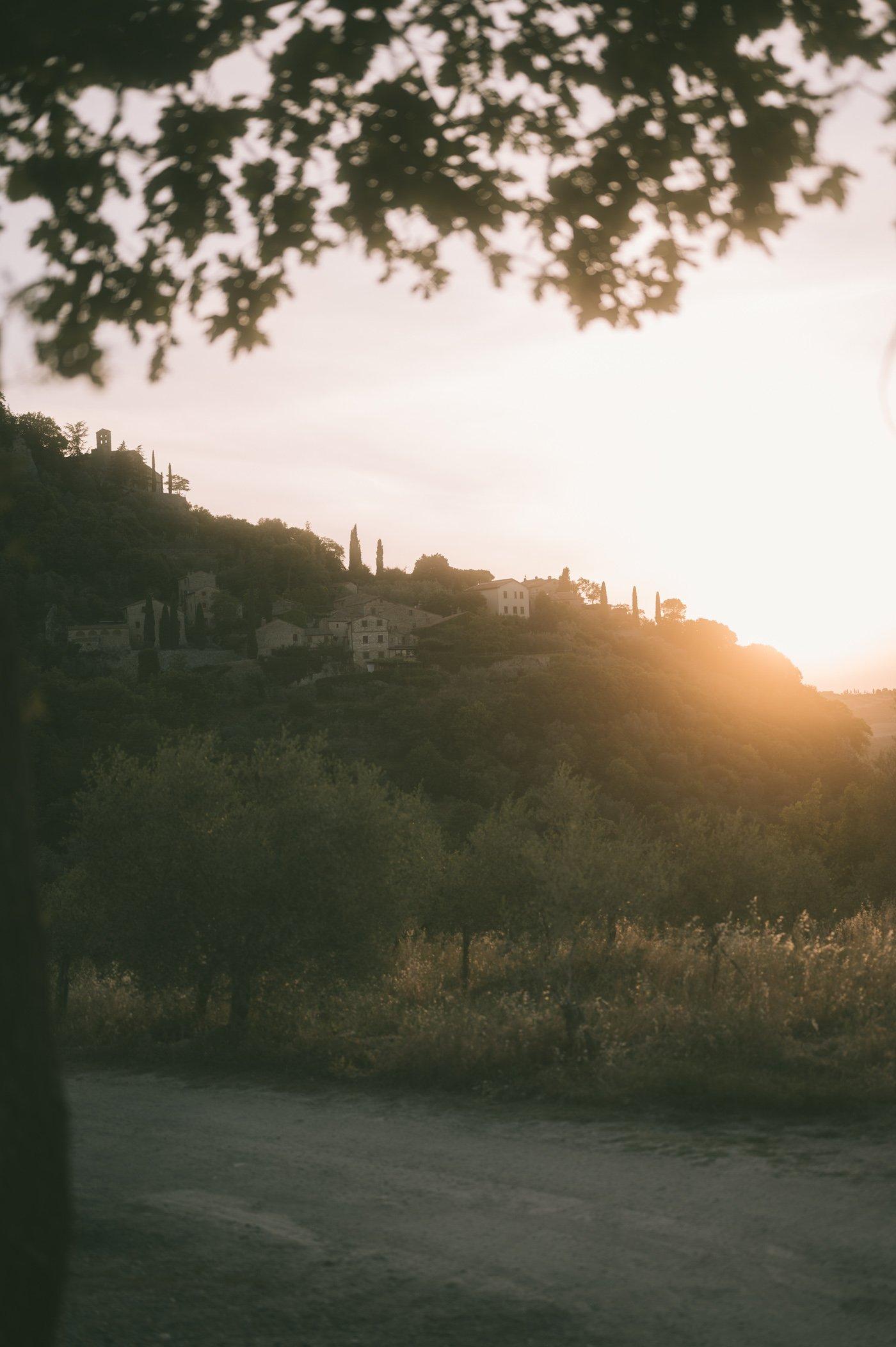 Castiglione d'Orcia Tuscany