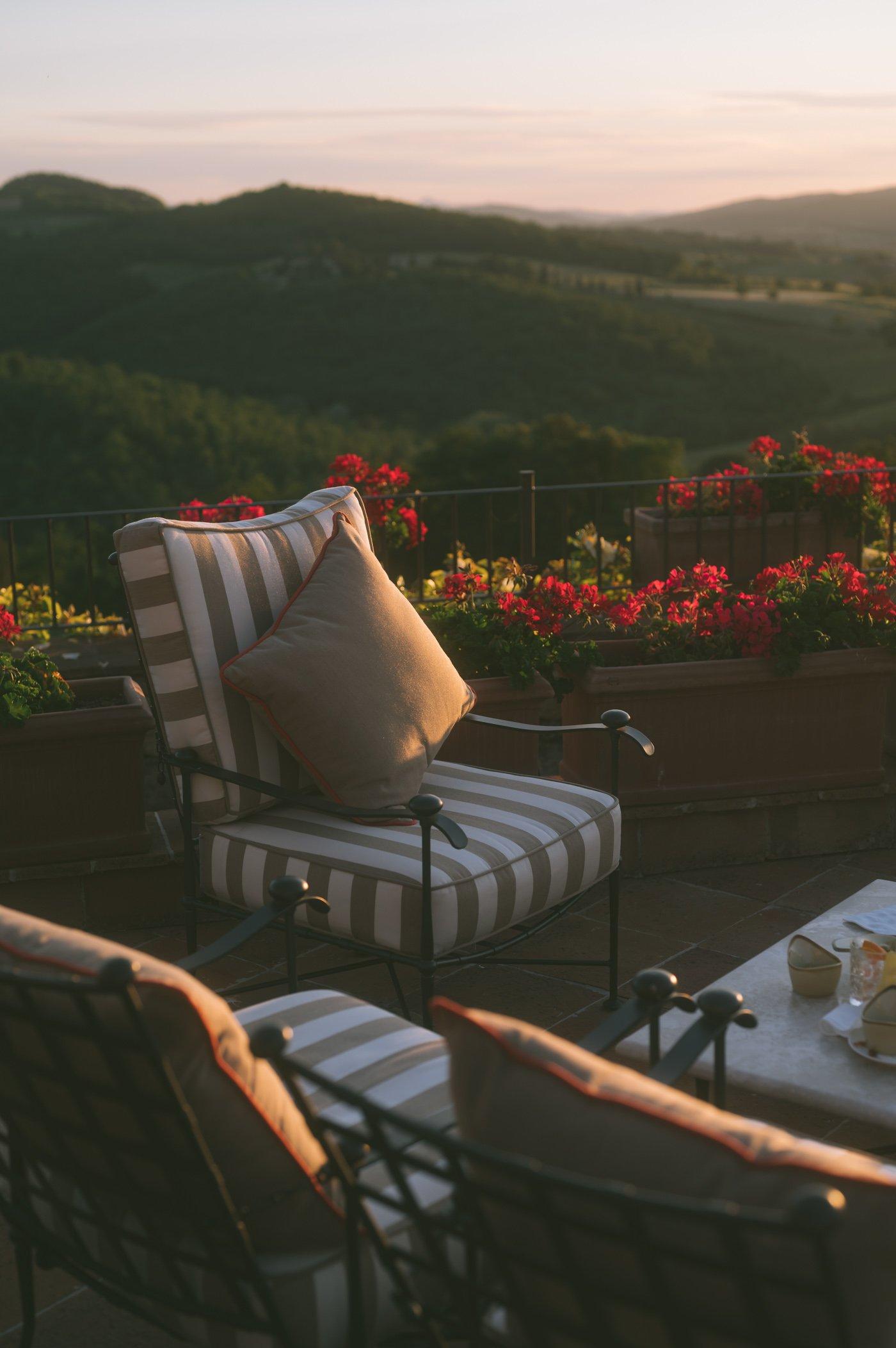 Belmond Castello di Casole luxury hotel and estate in Tuscany Italy